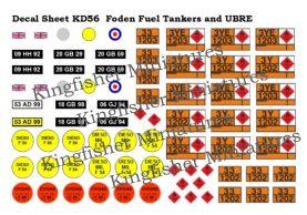 Foden Tankers & UBRE Units